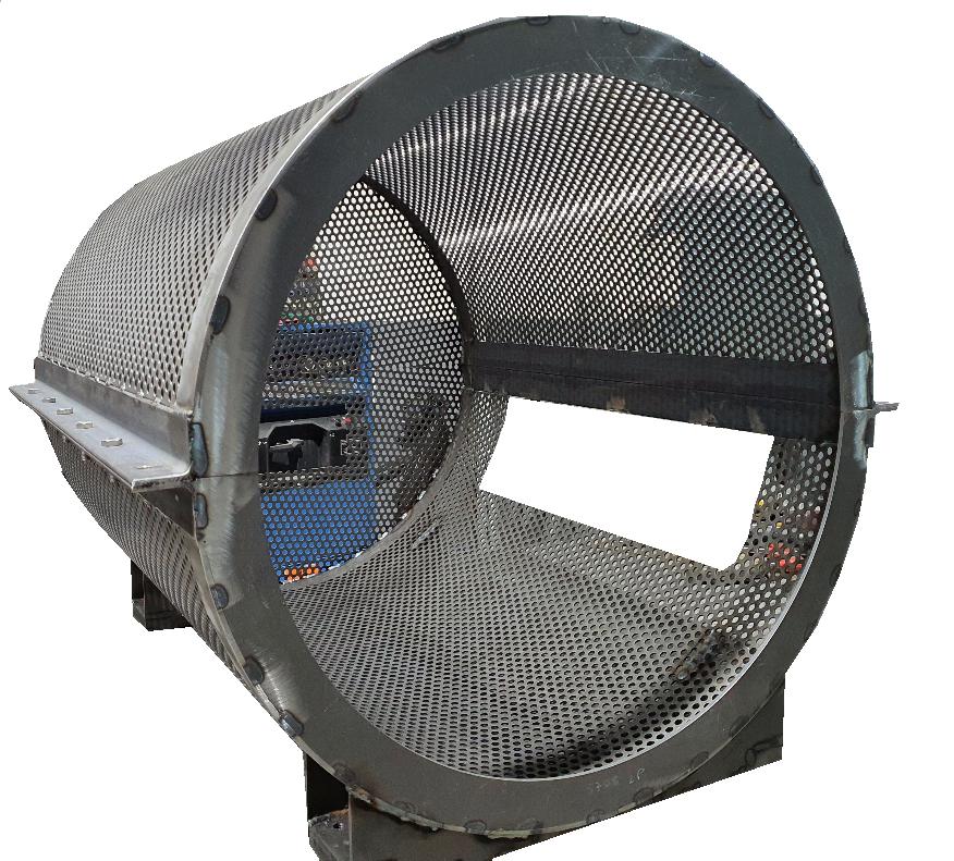 Uso de la calderería industrial